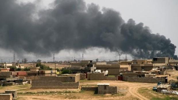 Musul'da IŞİD'den kanlı saldırı