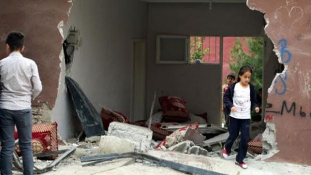 Silopi'de 2 çocuğu ezen panzerin sürücüsü polis tutuklandı