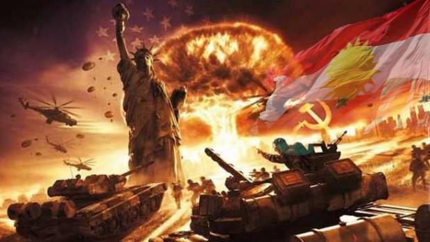 III. Dünya Savaşı Uzun Sürecek 'Bağımsızlık Hedefi İle Kürdler Özgürleşecek!'
