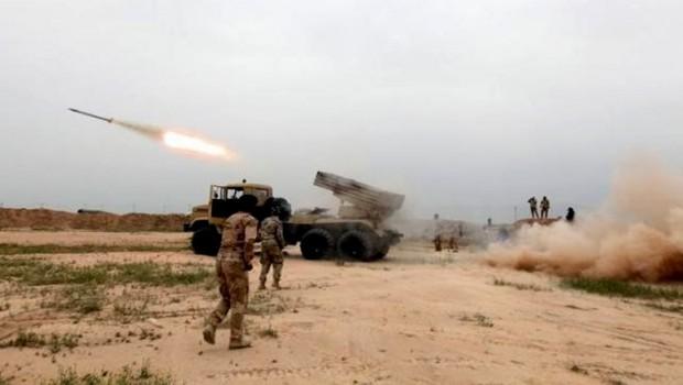 Musul'da yeni operasyon başladı