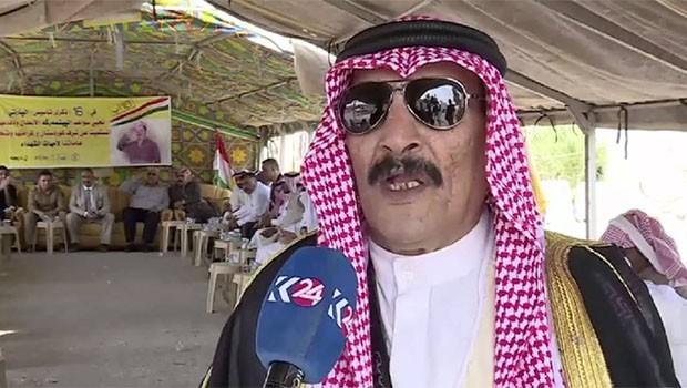 Ninova Arap Aşiretleri: Bağımsız Kürdistan'a dâhil olmak istiyoruz