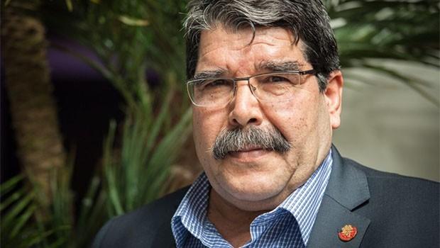 Salih Müslim: Türkiye YPG gerçeğini kabul etmeli
