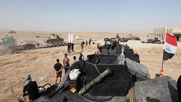 'IŞİD tamamen kuşatıldı'
