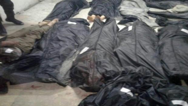 IŞİD köyde katliam yaptı: 52 ölü 100 yaralı