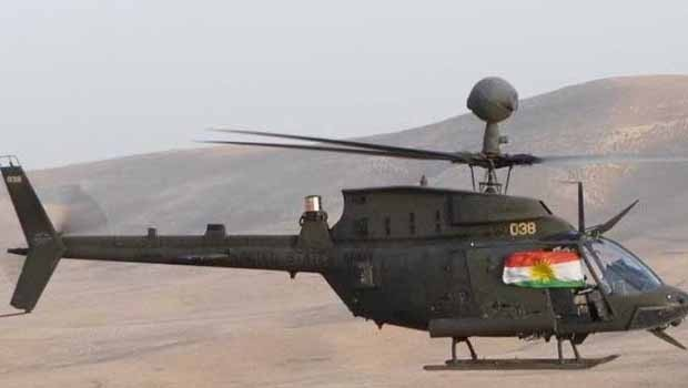 'Kürdistan Ordusu' projesindeki dikkat çeken detay!