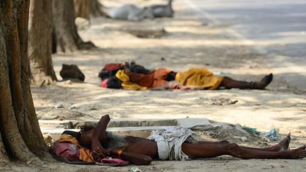 Ülkede aşırı sıcaktan 167 kişi öldü