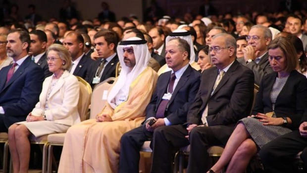 Başkan Barzani'den Amman'da yoğun diplomatik temaslar