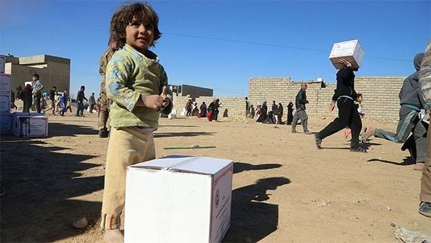 Kürdistan'dan mülteciler için çağrı