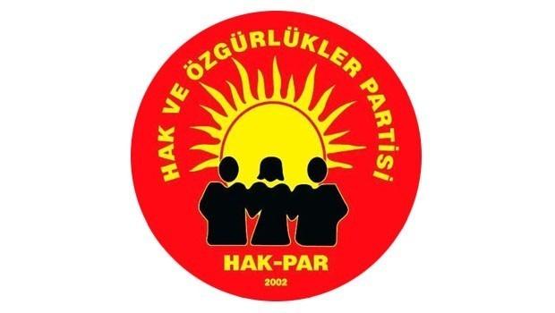 Hak-Par: Siyasi çözüm ve diyalog kanalları açılmalı