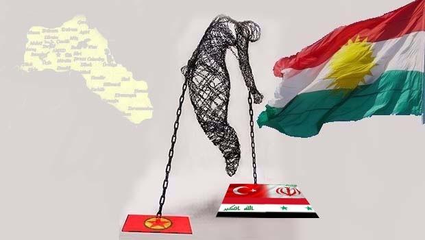 Kürtlerin Bağımsız Ulusal Devletine Sadece Düşmanları Karşı Çıkar