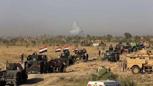 Musul'da son saldırı başladı!