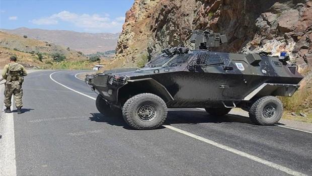 Hakkari'de 25 bölge, 'özel güvenlik bölgesi' ilan edildi