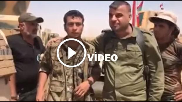 Haşdi Şabi ile PKK kolkola: 'Hizmetkarınız ey Hüseyin'