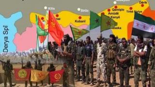 Yüreği Büyük, Coğrafyası Küçük Rojawa'mızın Acılı Halleri