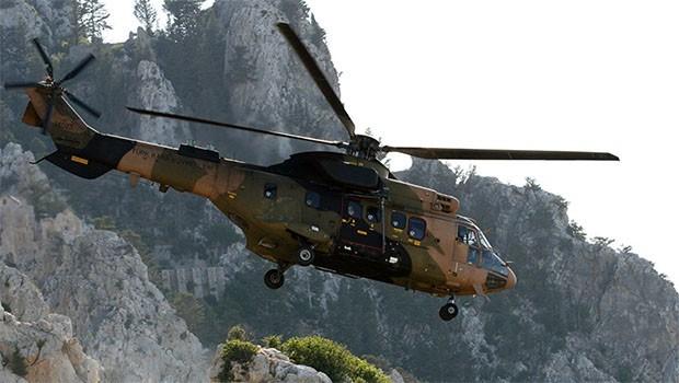 Şırnak'ta helikopterin düşüş nedenine ilişkin ilk bilgiler