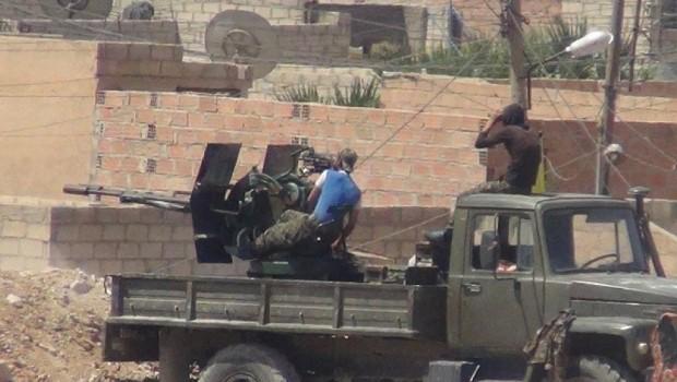 Hesekê'de YPG kontrol noktasına saldırı