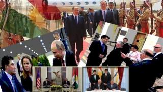 Güney Kürdistan Devletleşmeden, Devlet İtibarı Görüyor!