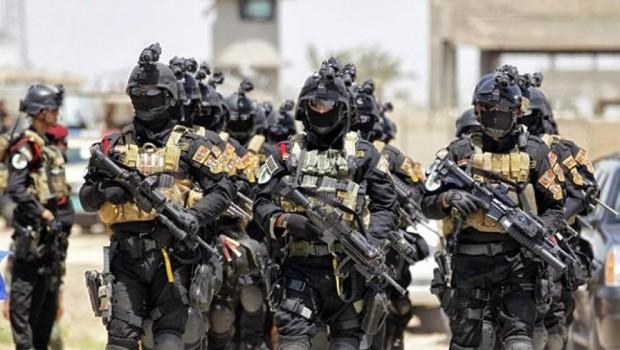 Kürdistan Özel Kuvvetlerinden Haşdi Şabi'ye operasyon