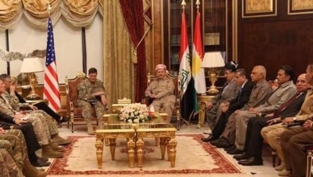 Başkan Barzani: Kimse sınırlarımızı ihlal edip, kendi iradesini bize dayatamaz!