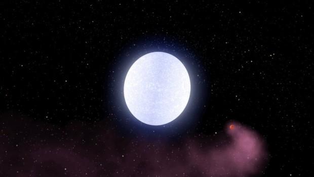 'Cehennem' gibi gezegen bulundu: Sıcaklık 4 bin 300 derece