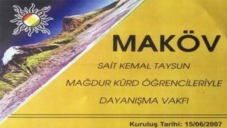 MAKÖV 2017'de de İmkanlarını ve Yüreğini Kürdistanlılar ile Paylaştı