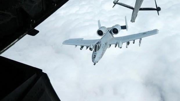 ABD rejim güçlerini bombalamasına Rusya'dan çok sert tepki