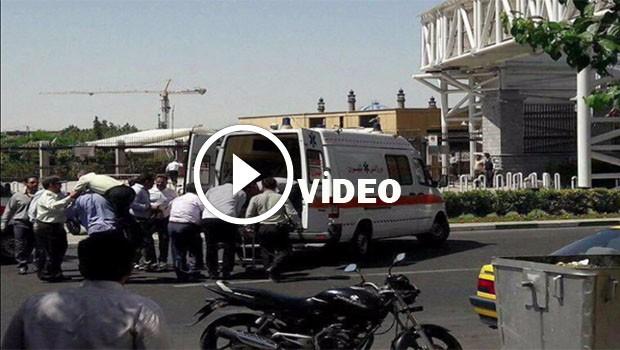İran'da saldırı dalgası!