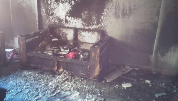 Diyarbakır - Şarjda unutulan telefon evi küle çevirdi!