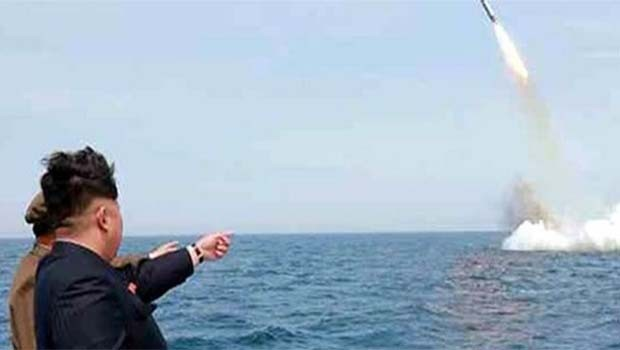 Kuzey Kore birden çok balistik füze denedi iddiası