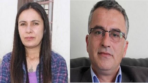 Görevden alınan iki DBP'li belediye başkanına tahliye