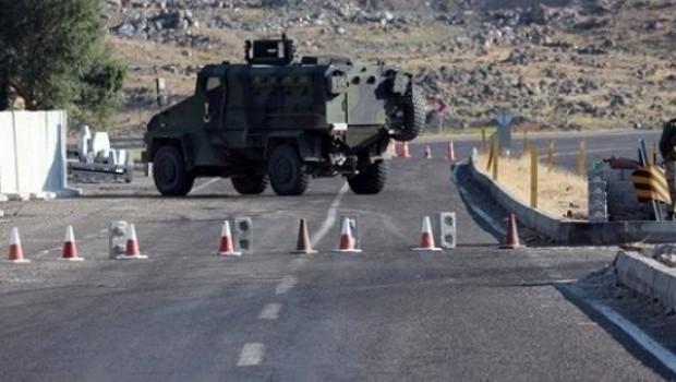 Diyarbakır'da sokağa çıkma yasağı     l