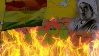 Paylaşılamayan Coğrafya Şengal ve Ölümsüz Barzani'nin Kürdlere Mesajı