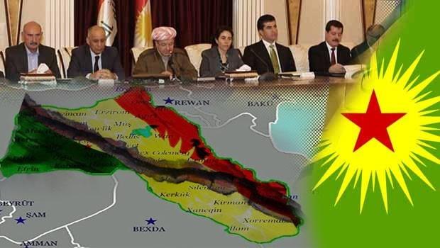 Bağımsızlığını Reddeden Kürtlerin Ulusal Kongre Hevesi