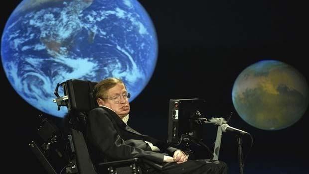 Hawking'den felaket senaryosu