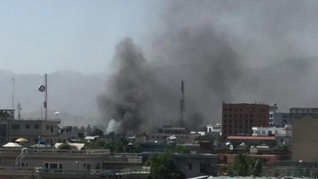 Afganistan'da patlama! Bilanço ağır