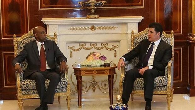 Başbakan Barzani'den BM heyetine mülteci sitemi