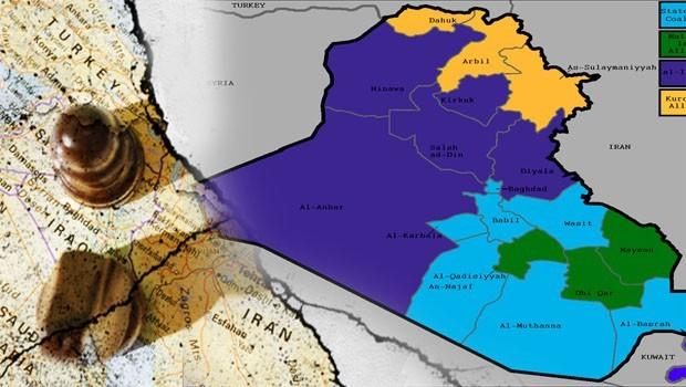 Federalizmi Irak'a Kürtler getirdi