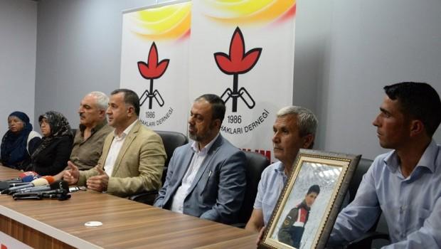 Kaçırılan polis ve asker ailelerinden PKK'ye çağrı