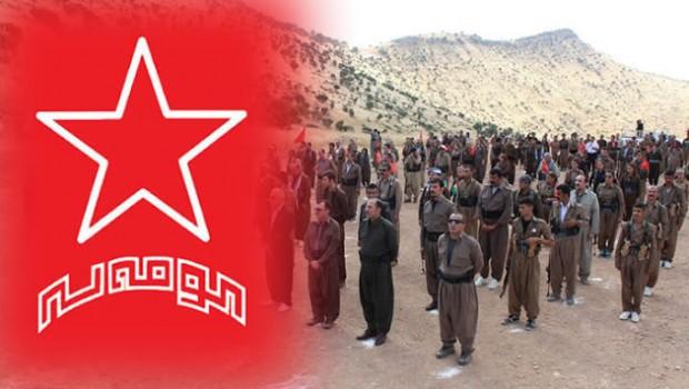 Komela Peşmergeleri ile İran Devrim muhafızları arasında çatışma