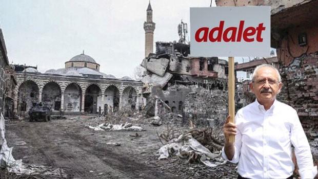 Kemal'in 'Adalet'i ve Kürtler