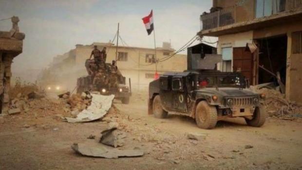 Musul'da yüzlerce sivili kurtarıldı