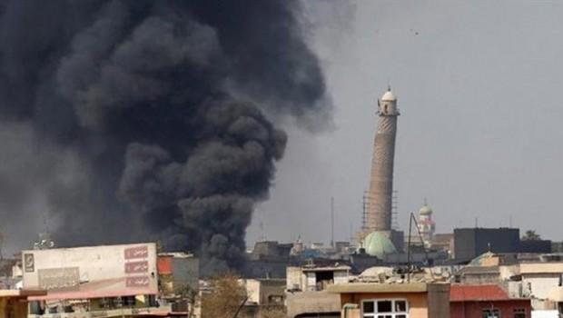 Irak ordusu kritik noktayı IŞİD'den kurtardı