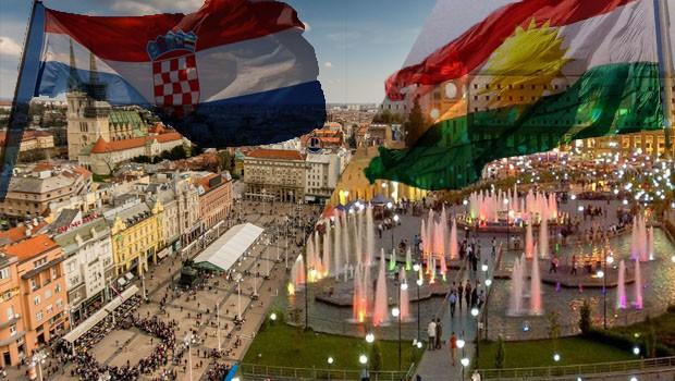 Hırvatistan Bağımsızlığın Mutluluğunu Yaşıyor