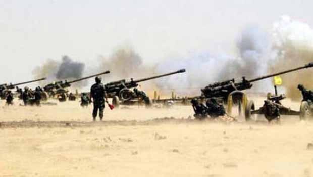 İran'dan Kürdistan'a bombardıman