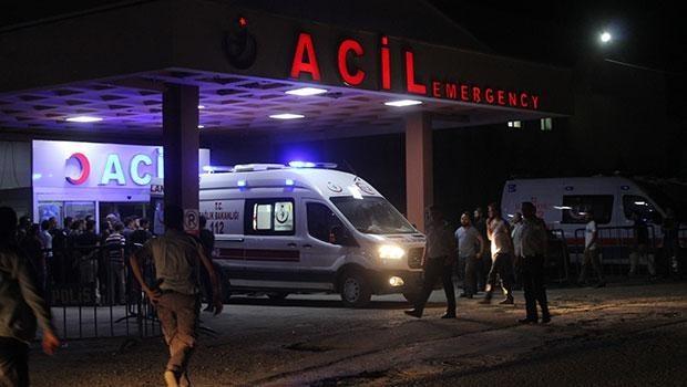 Şırnak'ta zırhlı polis araçları çarpıştı