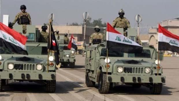 Irak Özel Birlikleri Dicle'ye ulaştı