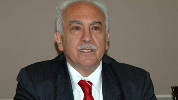 Perinçek: Kurdistan'ın kurulmasına izin vermeyeceğiz
