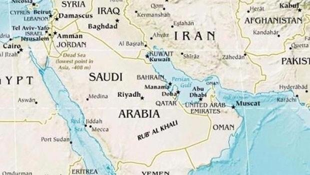 İran'dan, Katar'a silah yardımı