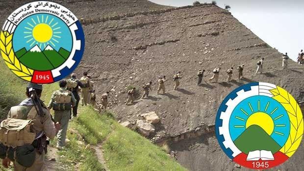 Doğu Kürdistan'ın 2 partisinden önemli karar