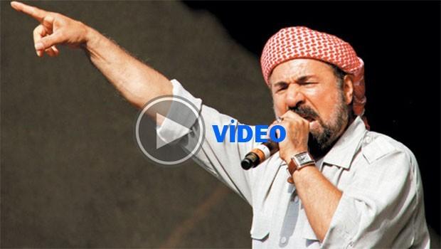 Kürtlerin ünlü sesinden referandum mesajı